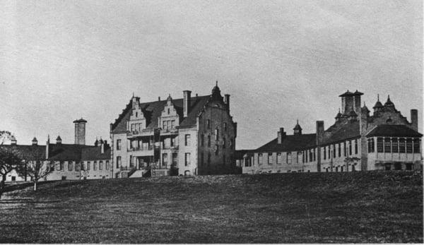 May 14, 1889 Springfield Hospital