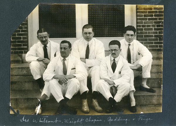 Springfield Hospital's Training Program Accepted by the American Medical Association in 1914