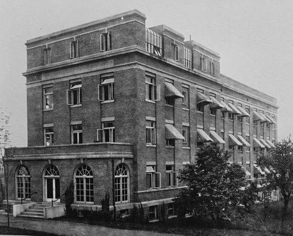 The Chapin Memorial Building