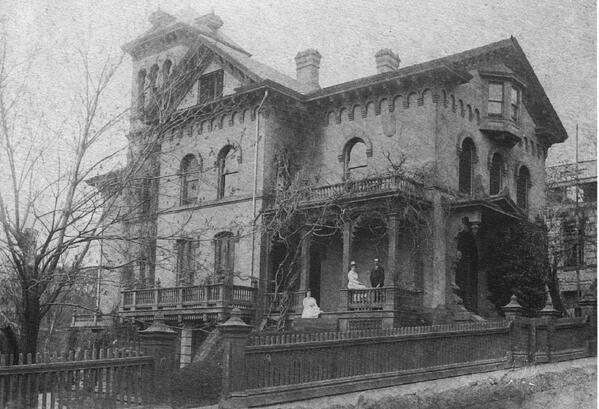The Hampden Homeopathic Hospital