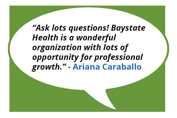 Baystate Health Ariana Caraballo