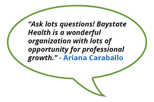 Baystate Health Ariana Caraballo