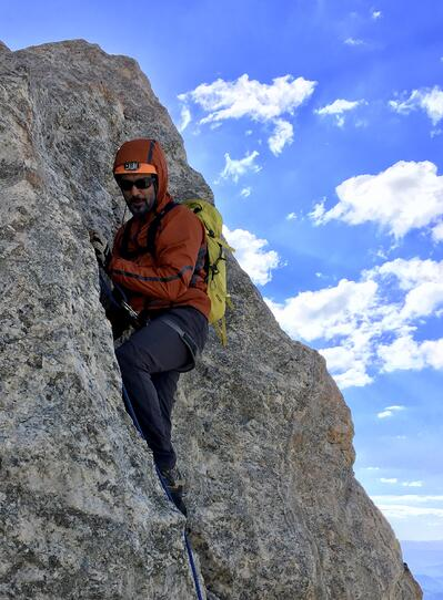 Dr. Parikh - Mountain Top