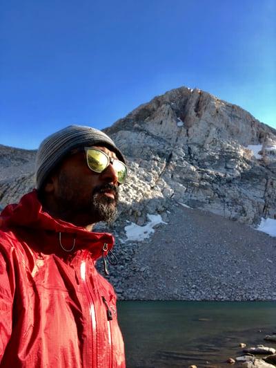 Dr. Parikh - Profile Mountain