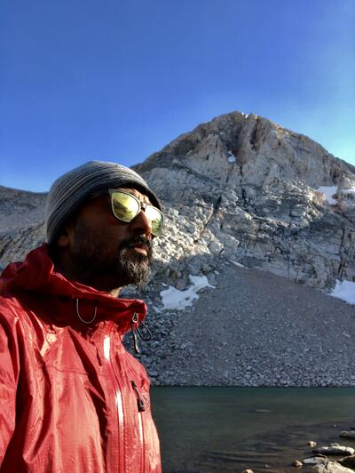 Dr. Parikh - Profile Mountain