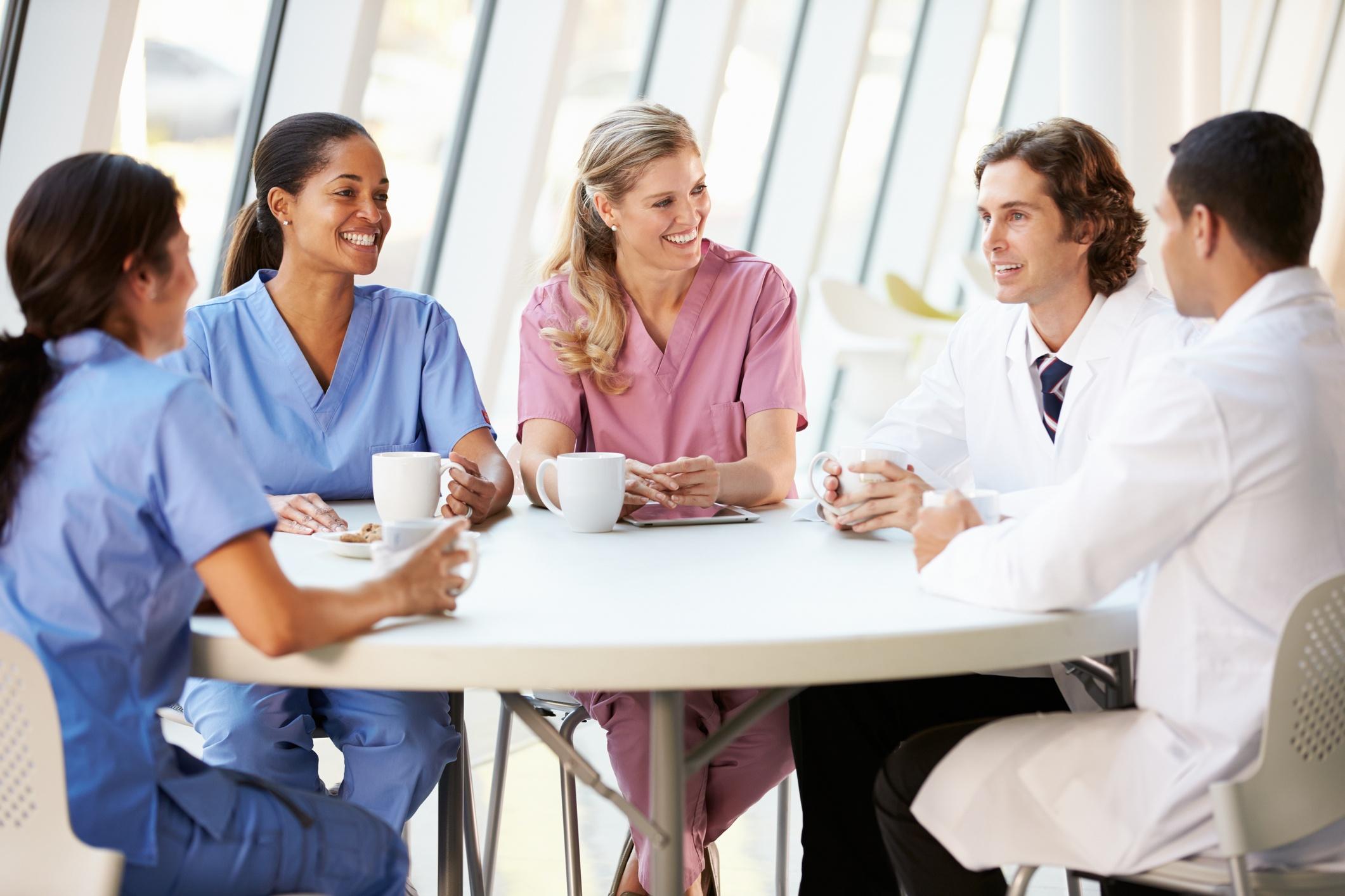 doctors networking