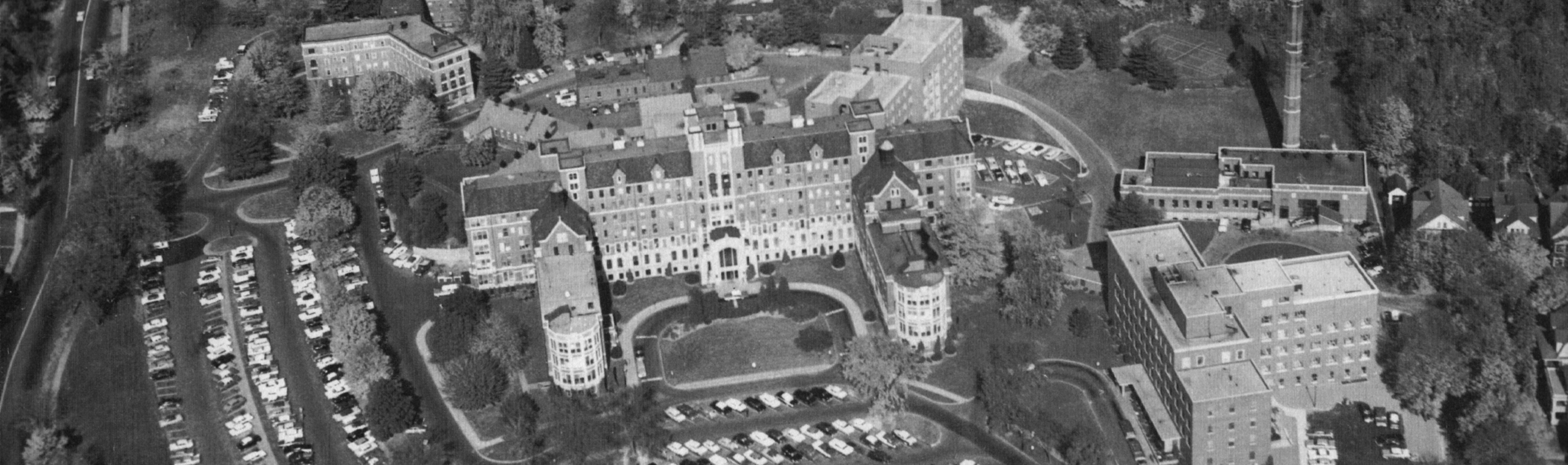 The History of Baystate Medical Center